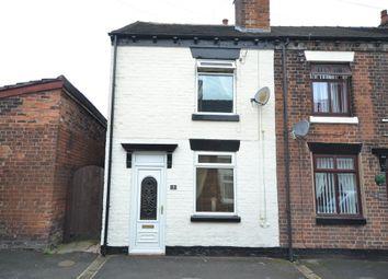 Thumbnail 2 bedroom end terrace house for sale in Diglake Street, Bignall End, Stoke-On-Trent