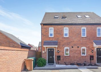 3 bed semi-detached house for sale in Chilham Way, Boulton Moor, Derby DE24