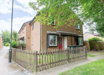 Thumbnail 1 bed end terrace house for sale in Oakfields, Worth, Crawley, West Sussex
