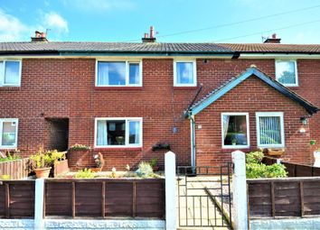 Thumbnail 3 bed terraced house for sale in Meadow Crescent, Wesham, Preston, Lancashire