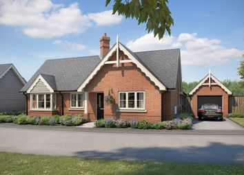 Thumbnail 3 bed detached bungalow for sale in Anchor Close, Stratford St. Mary, Colchester
