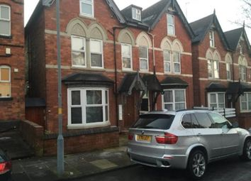 Thumbnail 1 bed flat to rent in Holly Road, Edgbaston, Birmingham