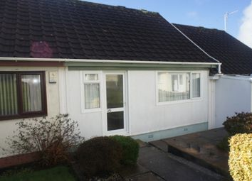 Thumbnail 1 bed terraced bungalow to rent in Pendeen Park, Helston