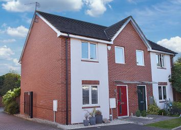 Thumbnail 3 bed semi-detached house for sale in College Close, Newark