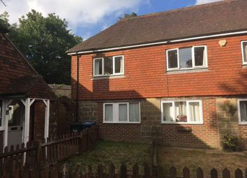 Thumbnail 2 bed terraced house to rent in Selsfield Road, East Grinstead