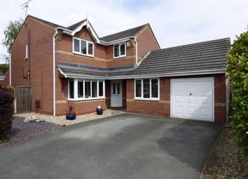 Thumbnail 4 bed detached house to rent in Rookery Close, Ettiley Heath, Sandbach
