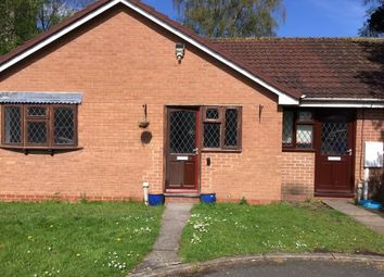 Thumbnail 1 bed flat to rent in All Saints Croft, Burton Upon Trent, Staffordshire