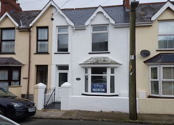 Thumbnail 3 bed terraced house to rent in Victoria Avenue, Fishguard