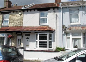 Thumbnail 2 bedroom terraced house for sale in Richmond Road, Gosport