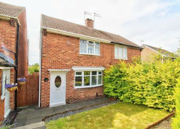 Thumbnail 2 bed semi-detached house for sale in Gleneagles Road, Grindon, Sunderland