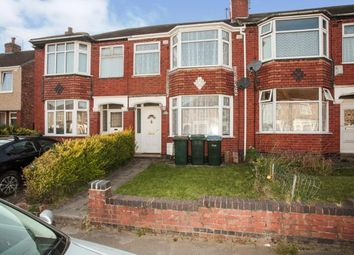 3 bed terraced house for sale in Telfer Road, Radford, Coventry, West Midlands CV6