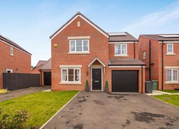 Thumbnail 4 bed detached house for sale in Narborough, King's Lynn