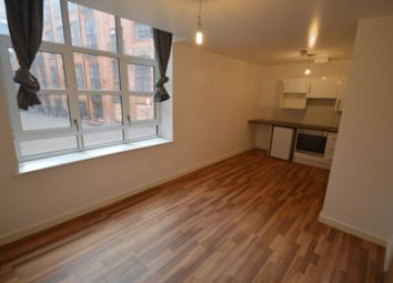 Thumbnail 1 bedroom flat to rent in Clyde Court, Erskine Street, Leicester