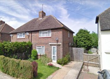 Thumbnail 3 bed semi-detached house to rent in Bentswood Crescent, Haywards Heath