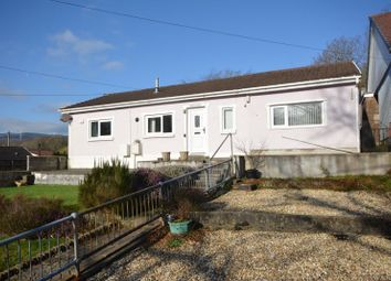 Thumbnail 3 bed detached bungalow for sale in Bryn Mair, Waungron, Neath