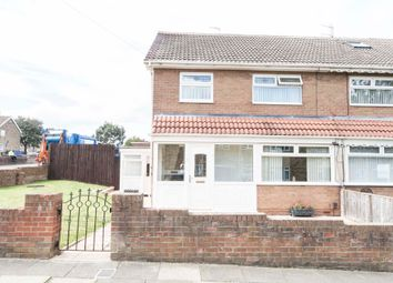 3 bed semi-detached house for sale in Lewis Grove, Hartlepool TS25