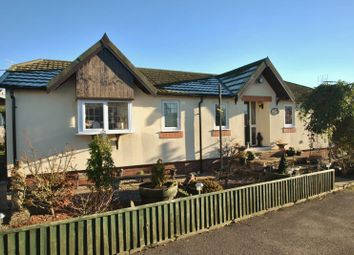 Thumbnail 2 bed mobile/park home for sale in Coalway, Nr. Coleford, Gloucestershire