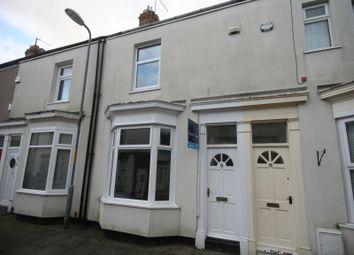 Thumbnail 2 bedroom terraced house for sale in Samuel Street, Stockton-On-Tees