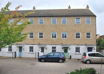 Thumbnail 3 bed town house to rent in Brookfield Way, Lower Cambourne, Cambourne, Cambridge