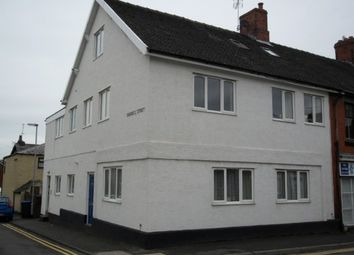 Thumbnail 2 bed flat to rent in Congleton Road, Biddulph, Stoke-On-Trent