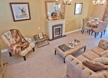 Thumbnail 2 bed flat for sale in Isla Road, Perth