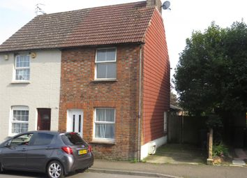 Thumbnail 2 bed semi-detached house for sale in Battle Road, Hailsham