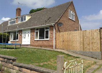 Thumbnail 3 bed semi-detached house for sale in Vicarage Road, Chester, Cheshire