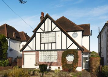 Thumbnail 3 bed detached house for sale in Petts Wood Road, Petts Wood, Orpington