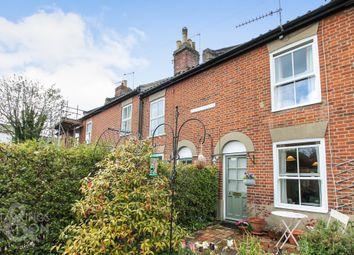 Thumbnail 2 bed terraced house for sale in Albert Terrace, Norwich