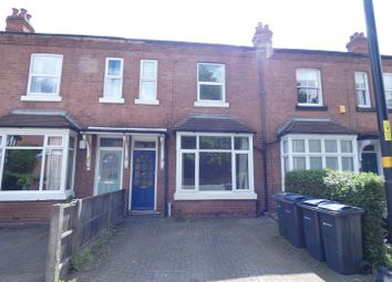 Thumbnail 4 bed terraced house to rent in Holland Road, Sutton Coldfield