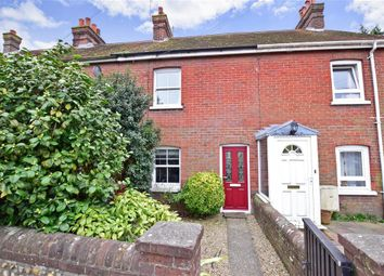 Thumbnail 2 bed terraced house for sale in St. James Road, Chichester, West Sussex