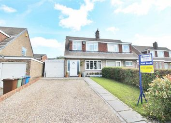 Thumbnail 3 bed semi-detached house for sale in Runshaw Avenue, Appley Bridge, Wigan