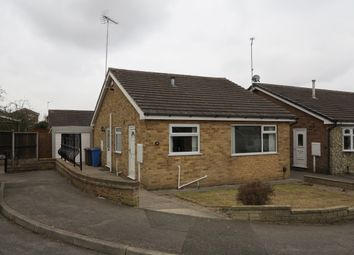 Thumbnail 2 bedroom detached bungalow to rent in Roydon Close, Mickleover, Derby