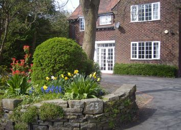 Thumbnail 4 bedroom detached house for sale in Manchester Road, Macclesfield