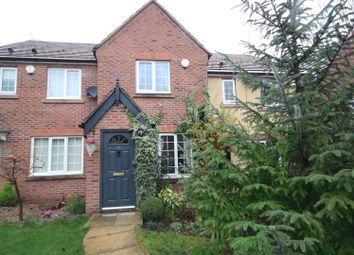 Thumbnail 2 bed terraced house for sale in Riverside Close, Conisbrough, Doncaster