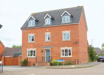 Thumbnail 5 bed detached house for sale in Wheelers Lane, Brockhill, Redditch