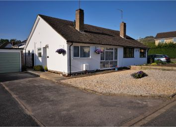 Thumbnail 2 bed semi-detached bungalow for sale in Muscroft Road, Prestbury, Cheltenham