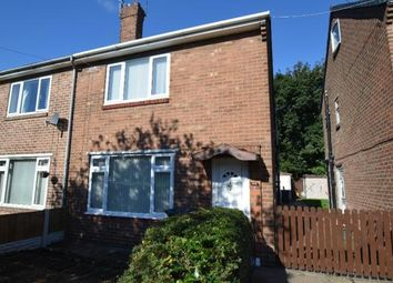 Thumbnail 2 bed semi-detached house to rent in Castell Crescent, Cantley, Doncaster