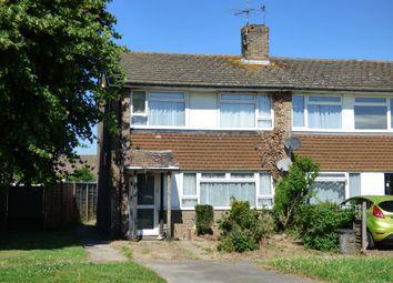 Thumbnail 3 bed end terrace house for sale in North Court Close, Rustington, Littlehampton
