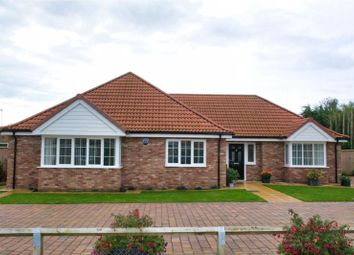 Thumbnail 3 bed bungalow for sale in Oak Way, Heckington, Sleaford