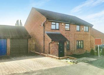 3 bed semi-detached house for sale in Lundholme, Heelands, Milton Keynes MK13