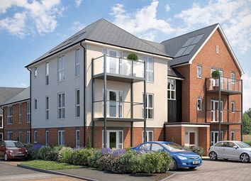 "Thumbnail 1 bed flat for sale in ""Hr"" at Archer Grove, Reading"