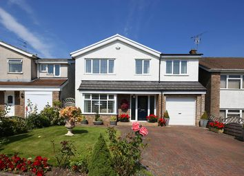 Thumbnail 4 bed detached house for sale in Sycamore Tree Close, Radyr, Cardiff
