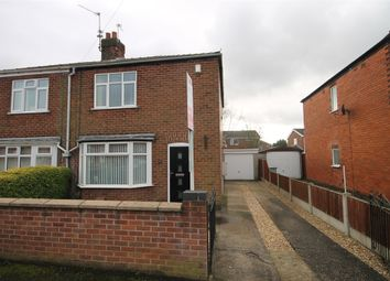 Thumbnail 3 bed semi-detached house for sale in Milton Street, Balderton, Newark, Nottinghamshire.