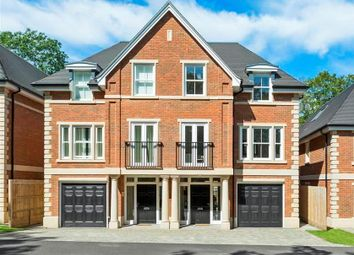 Thumbnail 4 bed detached house to rent in Cavendish Gate, Cavendish Road, Weybridge, Surrey
