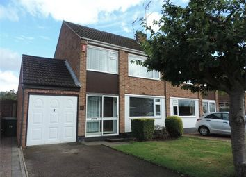 Thumbnail 3 bedroom semi-detached house to rent in Oxendon Way, Binley, Coventry, West Midlands