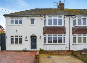 Thumbnail 4 bed semi-detached house for sale in London Road East, Amersham, Buckinghamshire