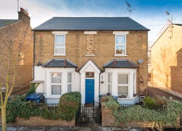 Thumbnail 2 bed semi-detached house to rent in Grosvenor Road, London