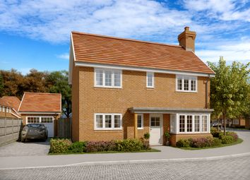 Thumbnail 2 bed detached house for sale in The Grayling, Willowbrook, Elmbridge Road, Cranleigh, Surrey