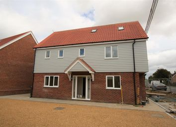 Thumbnail 5 bedroom detached house for sale in The Squires, Bury Road, Kentford